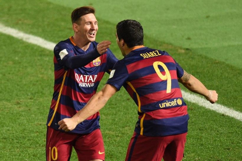 VIDEOD | Võimas Barcelona võitis aasta viienda (!) karika