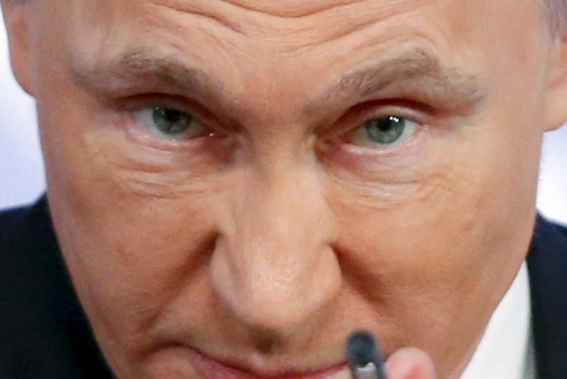 Putin: Venemaa ei hülga Kagu-Ukrainas elavaid venelasi
