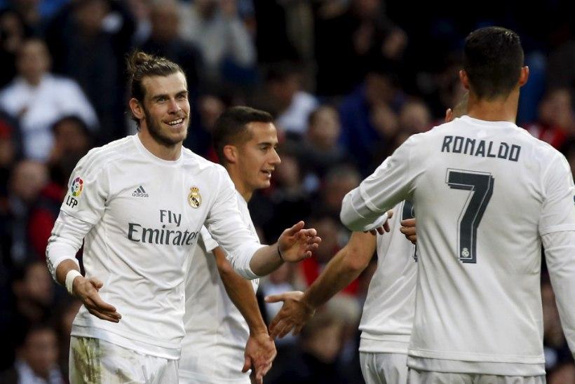 Oi seda isukest! Real tagus Hispaania liigas 10 väravat!