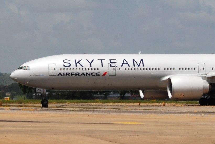 BBC: Teade pommist Air France'i lennuki pardal osutus valeinfoks