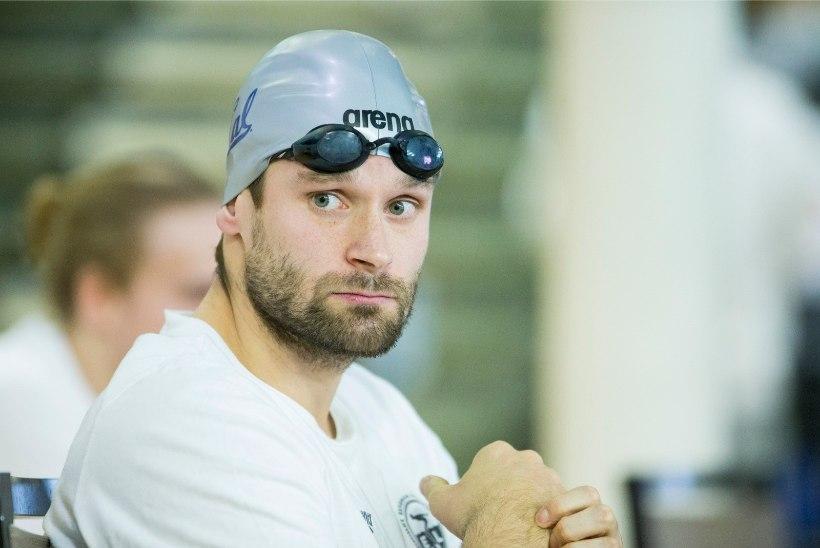 Põnev ujumisõhtu: Eesti rekord, Zirki võimsad esitused, Aljandi väärt võit