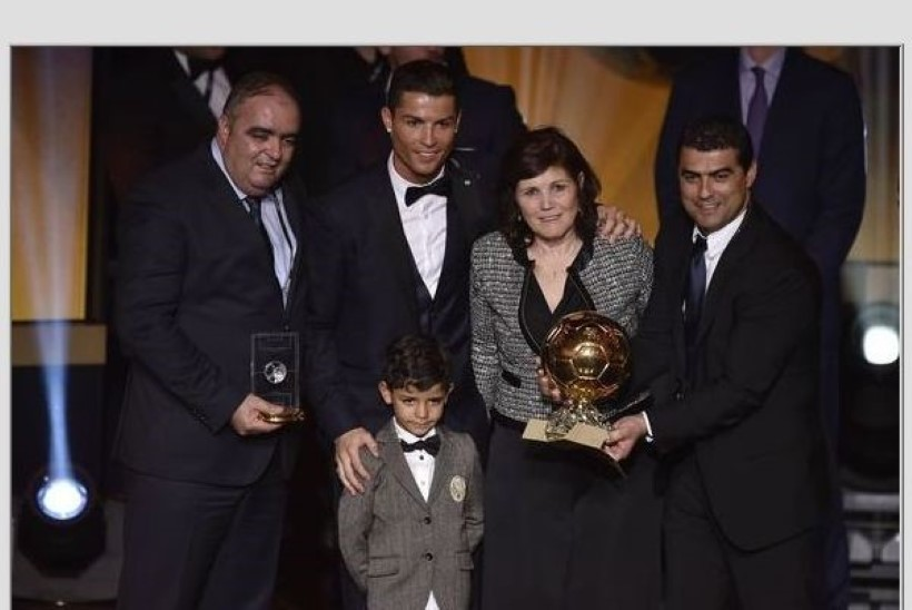 Ronaldo raske minevik: vihkav ema, alkohoolikust isa ja segane armuelu