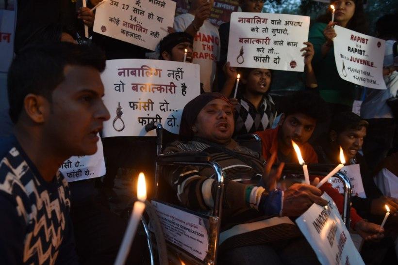Vaimse tervise häiretega naise vägistanud ja tapnud mehi ootab Indias surmanuhtlus