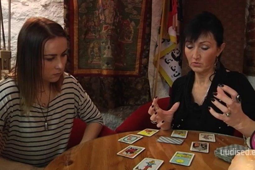 TV3 VIDEO | Mida ütlevad kaardid Grete Kleini ja Kristel Aaslaiu suhteseisu kohta?