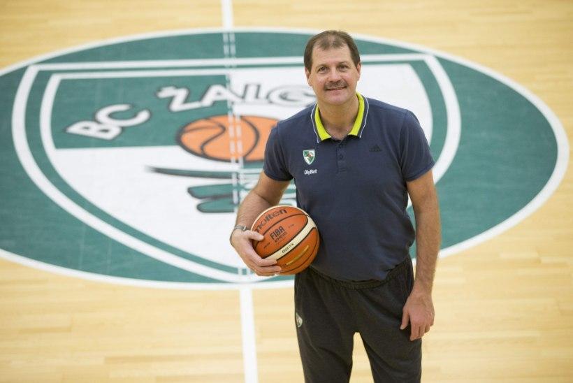 Žalgirise peatreener Krapikas: ütlesin Venele enne EMi, et pead klubisse veel tagasi tulema!