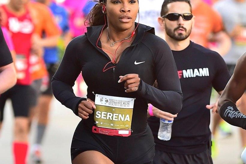 Anni Rahula jooksis oma 29. sünnipäeval tennisetäht Serena Williamsiga võidu
