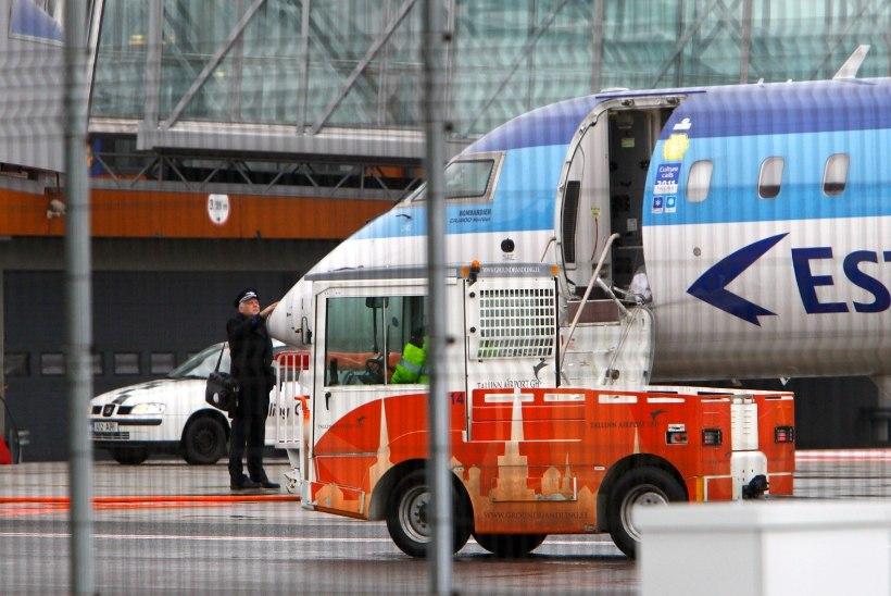 Estonian Airi töötajatele maksti välja koondamishüvitised