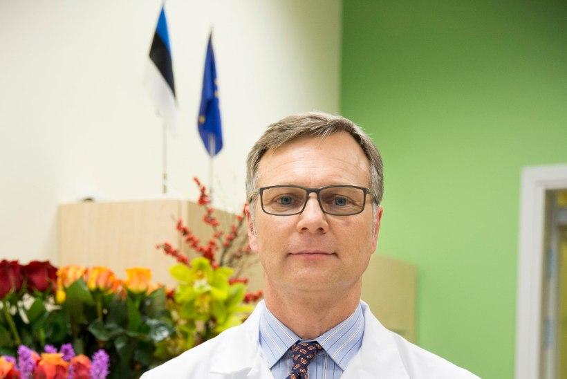 """Aasta arst 2015 Peep Talving: """"Oleme väikese investeeringu juures taganud inimestele päris turvalise arstiabi."""""""