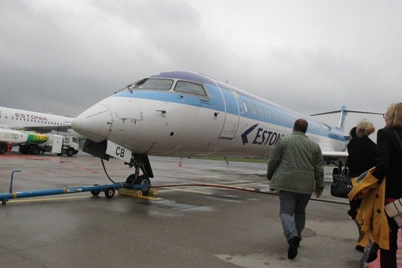 LENDURID PETTUNUD: mitmed Estonian Airi töötajad jäävad õiglastest koondamishüvitistest ilma