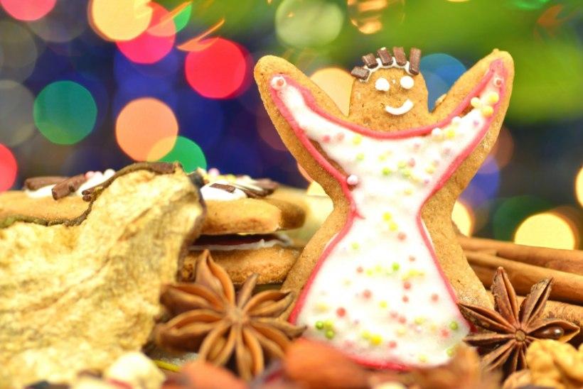 Mida teha, kui oled jõululauas kõhule toiduga liiga teinud?