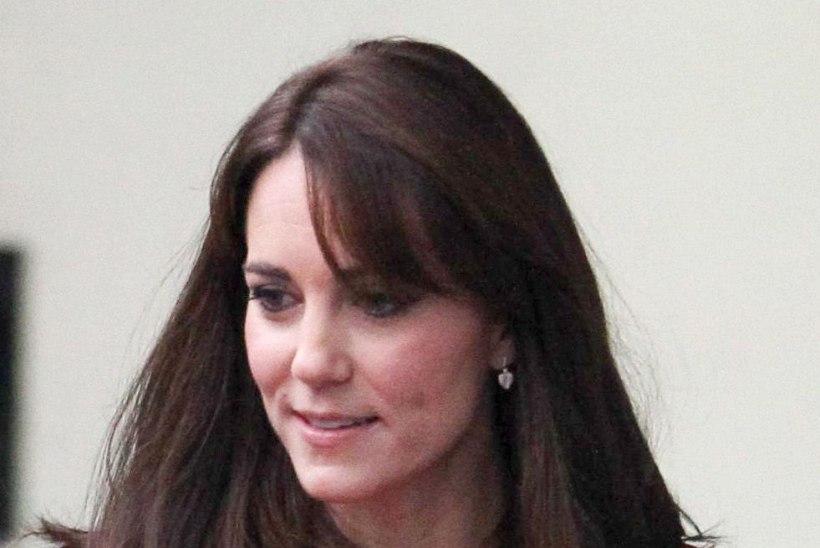 Hertsoginna Catherine peab oma uut soengut mammilikuks