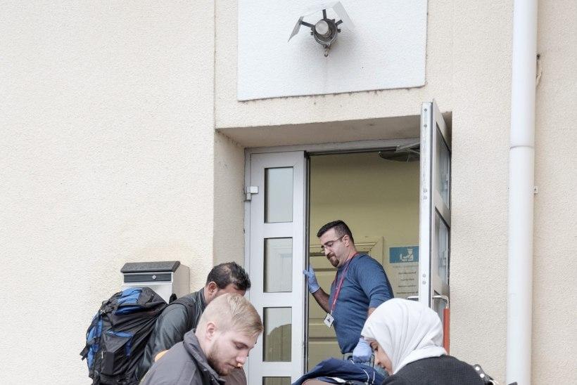 Varjupaigataotlejad lahkuvad Soomest