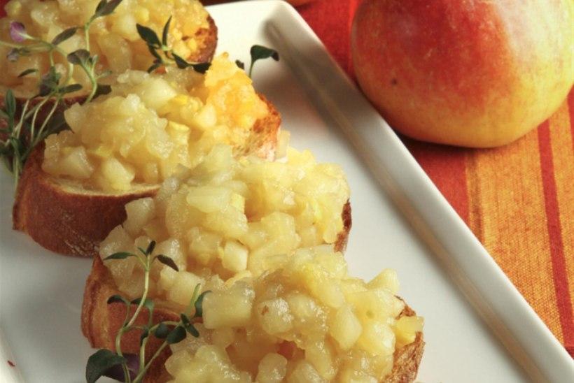 Õuna-ingverisalsa