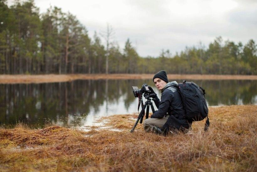 """Noor loodusfotograaf Hans Markus Antson: """"Mulle meeldib loodus, ja alles siis tuleb fotograafia. Nimetangi oma retki ikka rohkem loodusmatkadeks."""""""
