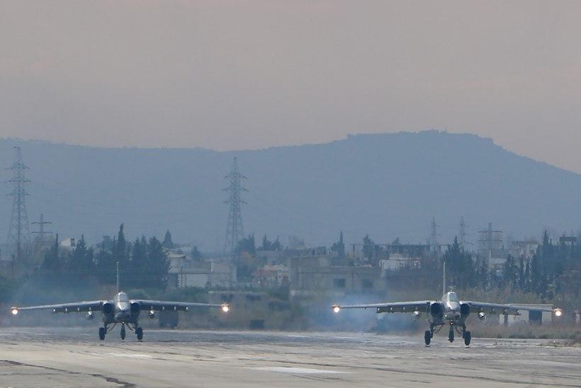 Amnesty International süüdistab Venemaad: Süürias on hukkunud 200 tsiviilisikut
