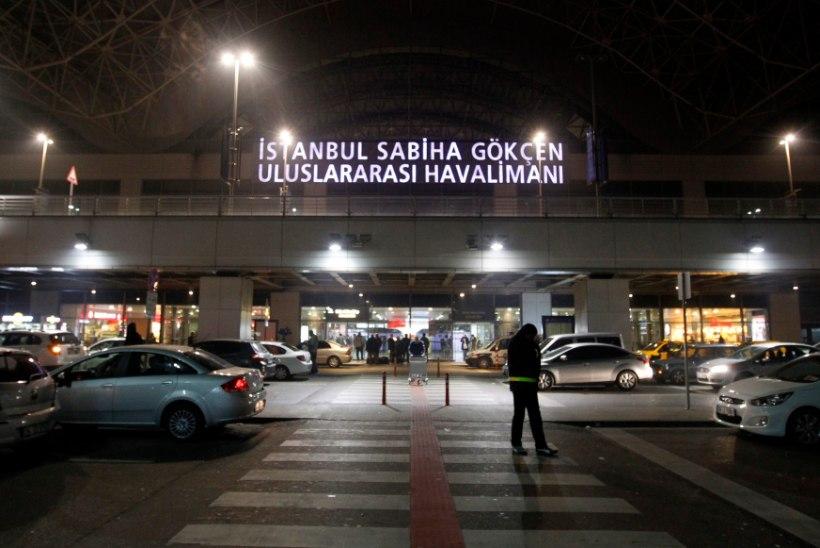 Istanbuli lennuväljal hukkus plahvatuses naine