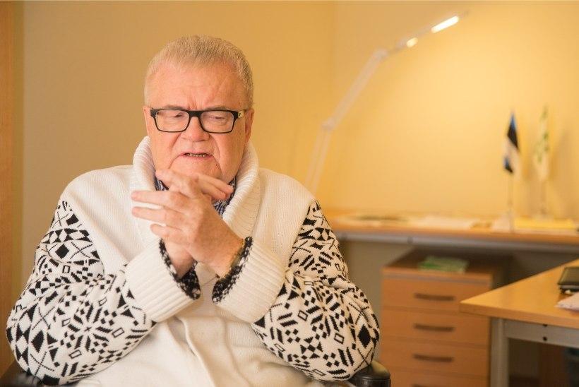 Justiitsminister Reinsalu: jõule ei õnnestunud varastada Grinchil, jõule ei õnnestu varastada ka Savisaarel