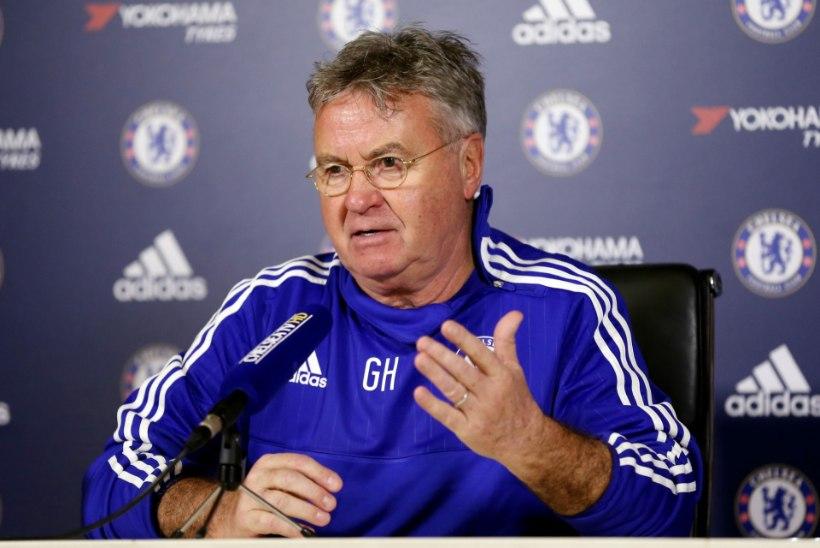 Chelsea uus loots: käskisin mängijatel ülimalt kriitilise pilguga peeglisse vaadata