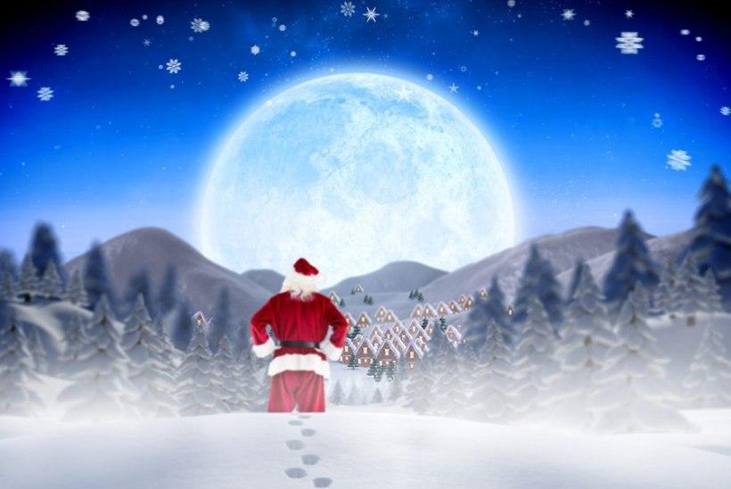 MIS JUHTUB? Üle 38 aasta võimutseb esimesel jõulupühal taevas täiskuu