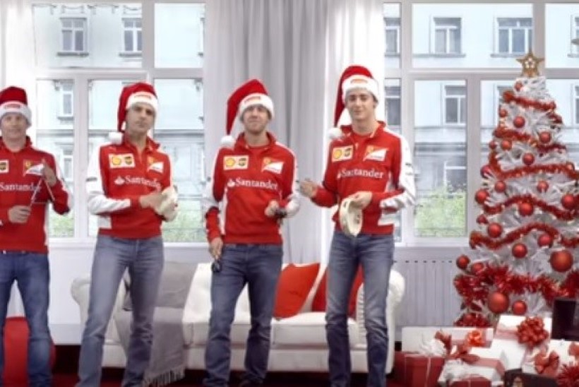 VIDEO   Totaalne muutumine ehk Kimi Räikkönenist sai trianglivirtuoos!