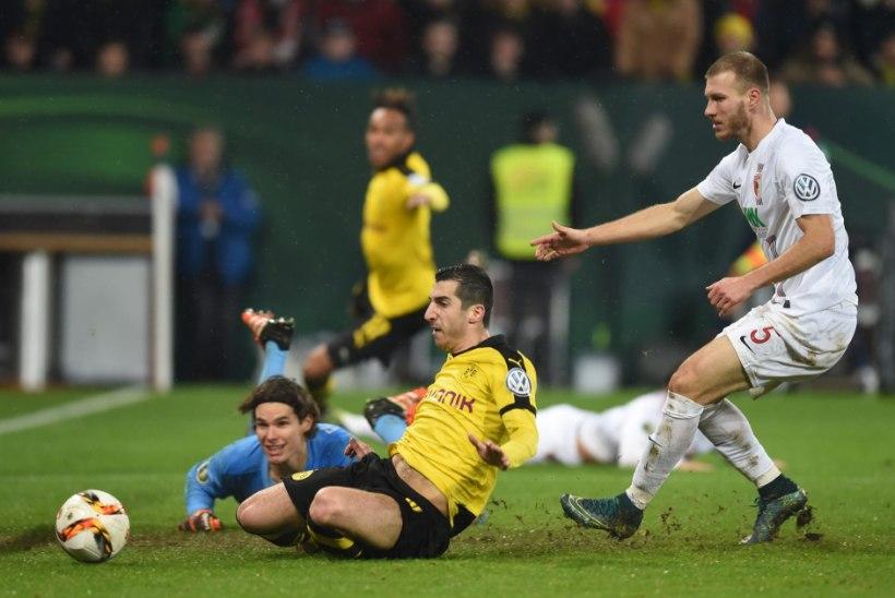 KOLMAS POOLAEG | Augsburgi superhoog, van Gaali ja läbi tema Mourinho saatus ning teeme korda klubide MMi