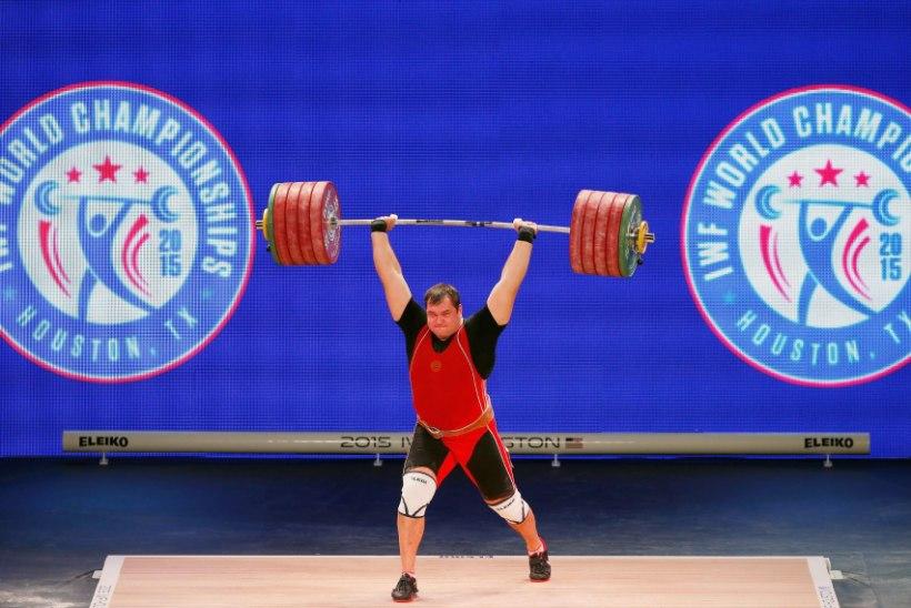 Tõstmise olümpiavõitja: Venemaa tõstmiskoondis võib Rio olümpialt kõrvale jääda