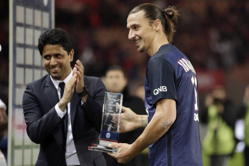 Zlatan Ibrahimovici karjäär võib jätkuda Kataris