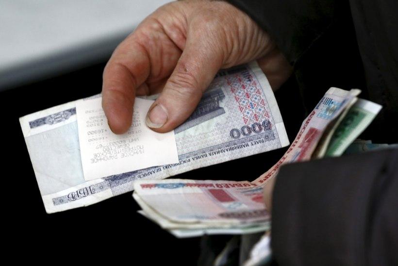 Venemaa majandus kukkus tänavu 4 protsenti