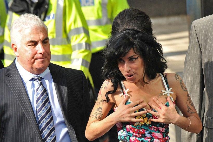 """Mitch Winehouse: """"Minu film ei näita Amyt nii halvas valguses!"""""""