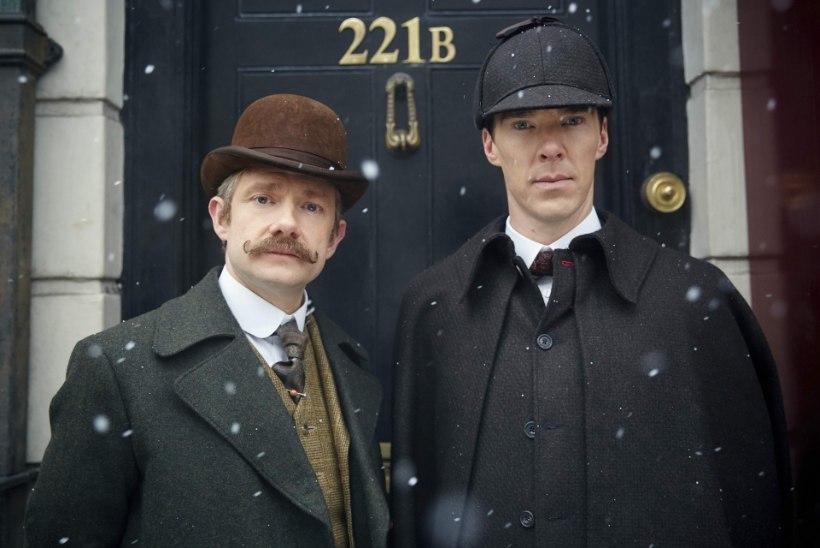 Holmes ja Watson naasevad oma juurte juurde