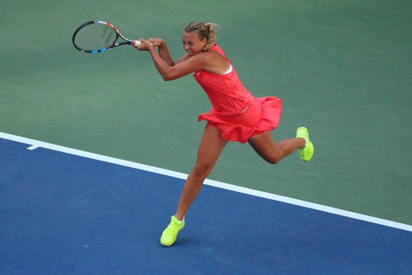 Anett Kontaveit: järgmisel aastal tahan tõusta WTA edetabeli 50 parema sekka