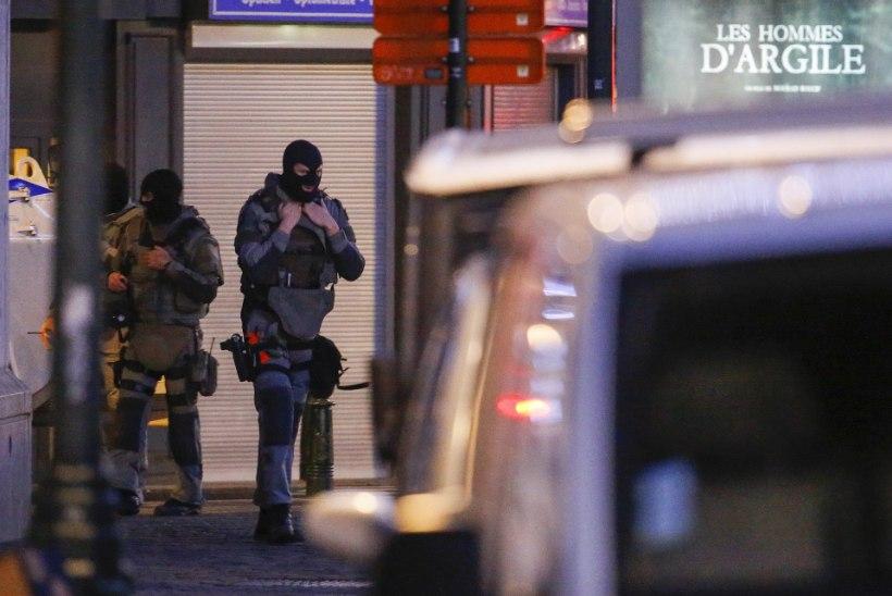 Belgia politsei vahistas kaks isikut, keda kahtlustatakse terrorirünnaku kavandamises aastavahetusel