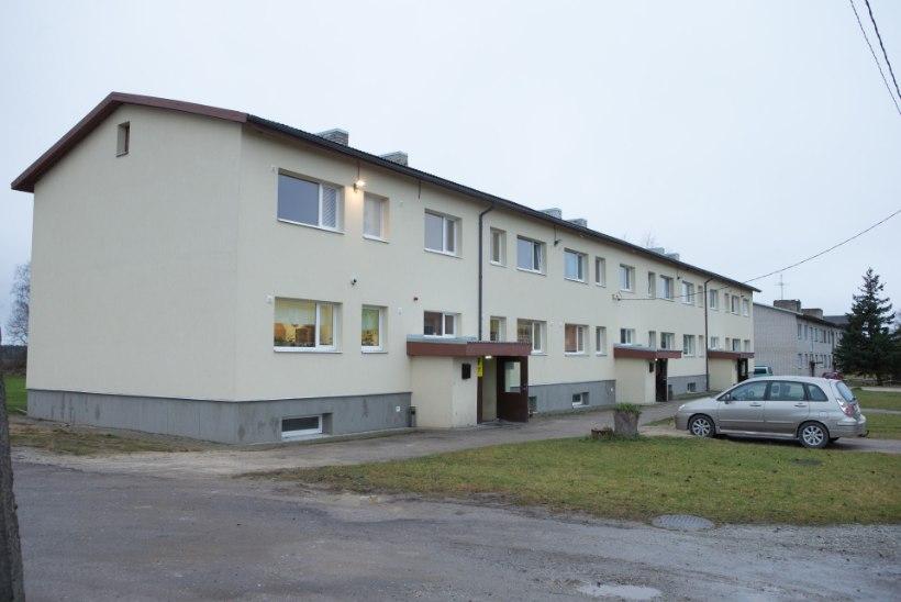 Vao keskuses elanud ema võttis oma kolm last ja põgenes Soome!