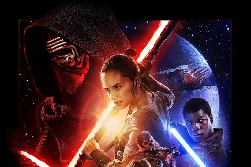 """Uus """"Star Wars"""" kogus juba miljardi"""