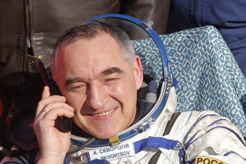 Putin paneb Venemaa kosmoseagentuuri kinni