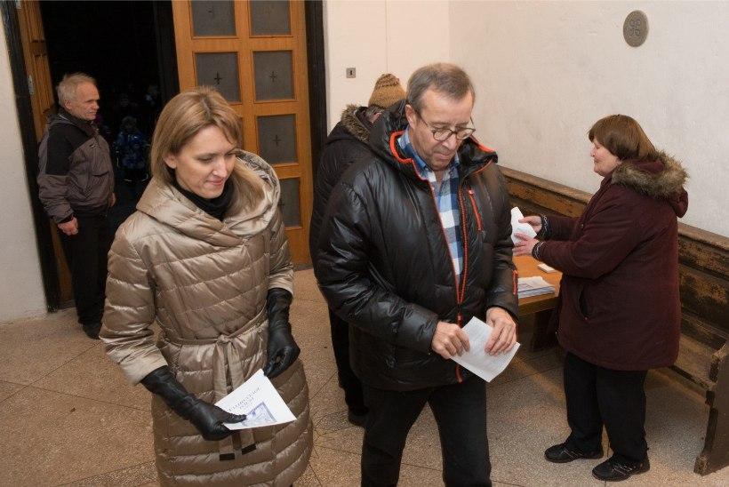 President võtab 24. veebruaril külalisi vastu koos abikaasa Ievaga