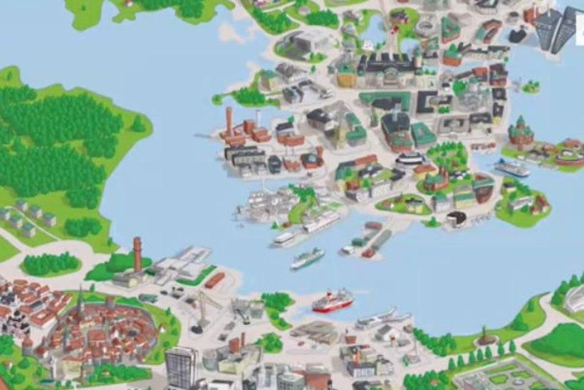 VISIOON 2025: Tallinn ja Helsingi sulanduvad Talsingiks