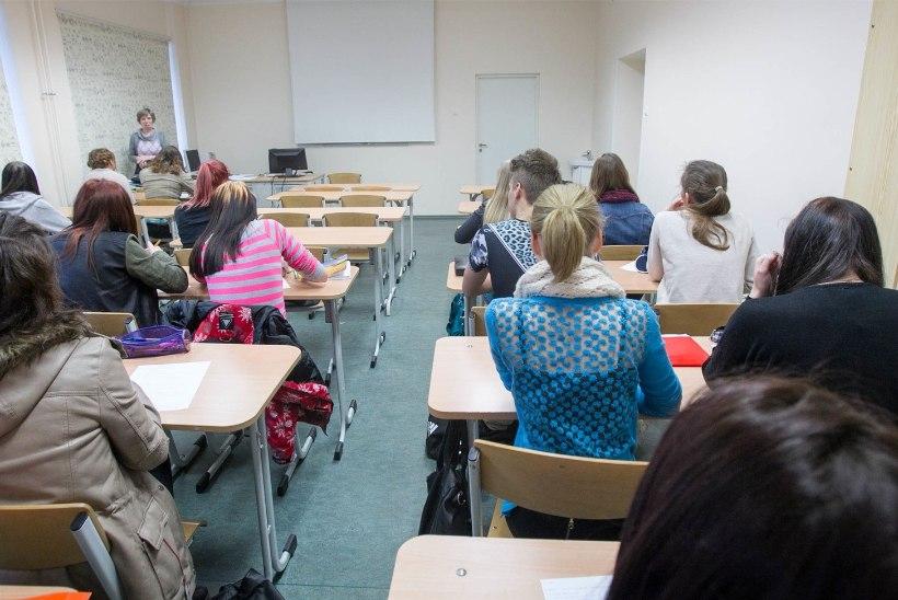 Kutseõppeasutustes algas talvine vastuvõtt 60 erineval õppekaval