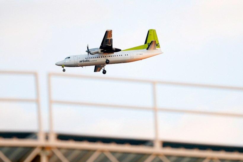 AirBaltic Tartu käpardlikkust ei unusta