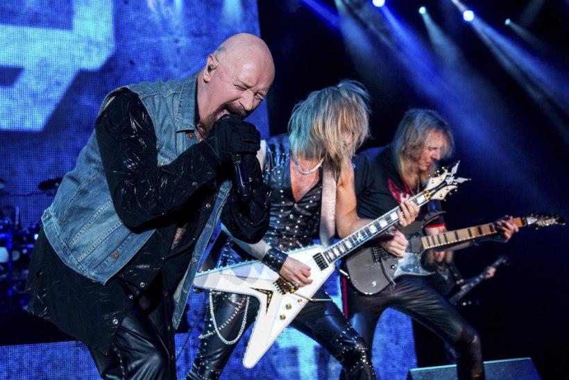 Judas Priesti solist: ärkame kell üheksa ja teeme kogu aeg proovi