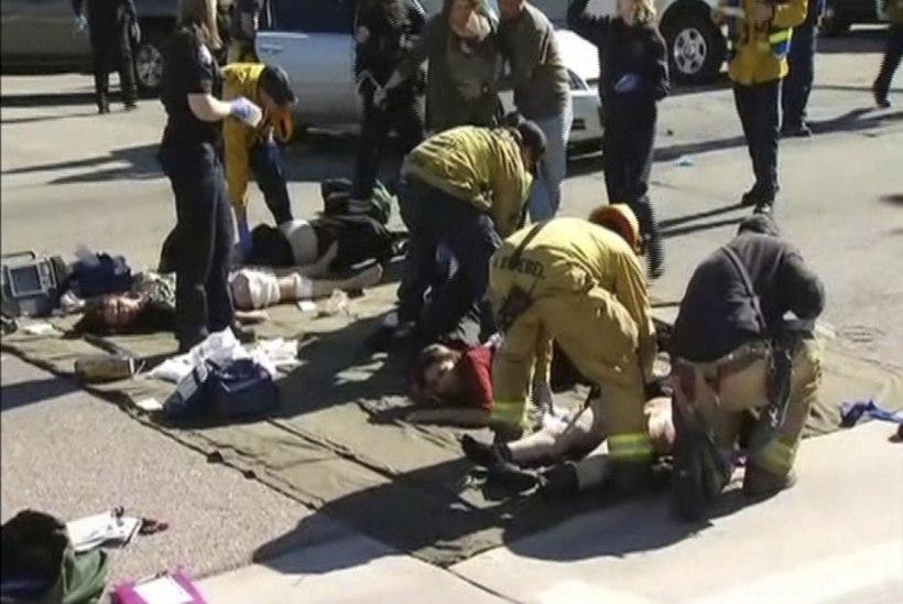 Californias tapeti 14 inimest