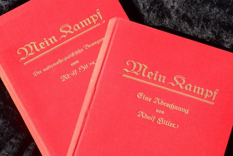 """Saksa juudi kogukond toetab """"Mein Kampfi"""" uustrüki ilmumist"""