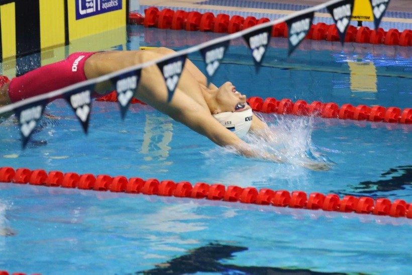 Tribuntsov pääses uhke Eesti rekordiga finaali!