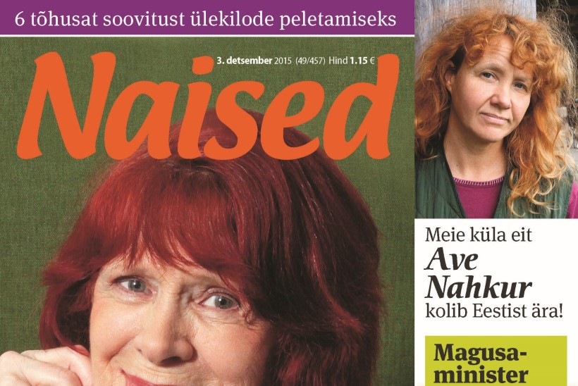 Liis Lassist sai metsik naine ja kavalad nipid kaalulangetamiseks. Loe värsket ajakirja Naised!