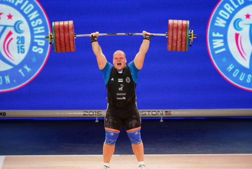 VÕIMAS VIDEO | Tõste, mis riputas Mart Seimi kaela kaks MM-medalit ning külvas eestlastesse rõõmu
