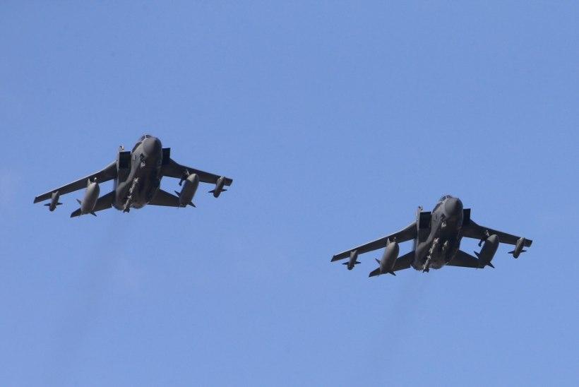 Suurbritannia parlamendi otsus laiendas sõja Islamiriigi vastu Süüriasse