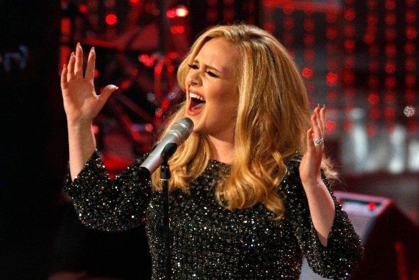 """Adele'i """"Hello"""" ajas inimesed arust ära"""