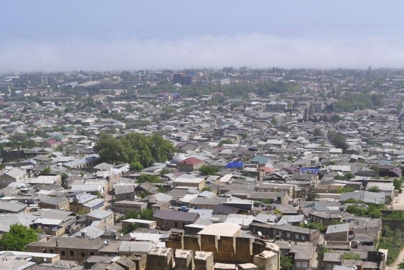 Püssimehed tapsid Dagestanis turisti