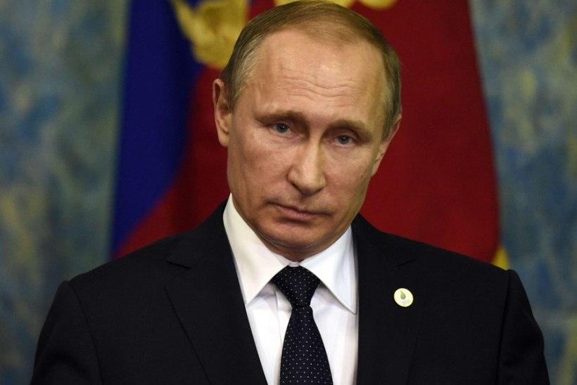 VIDEO | Kas Putin sarnaneb tõesti Paavo Järviga?