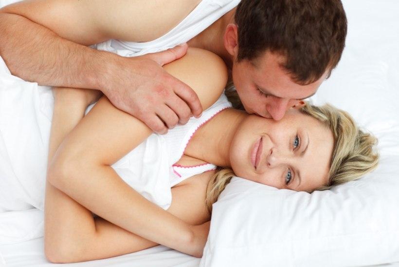Miks naised mõnikord pärast seksi tönnivad?